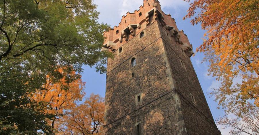 Wieża Piastowska w Cieszynie - zdjęcie