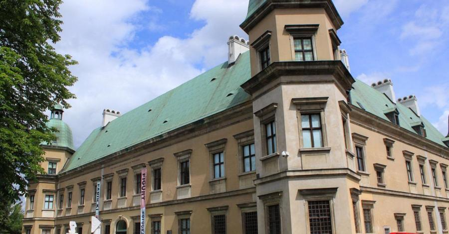 Zamek Ujazdowski w Warszawie - zdjęcie