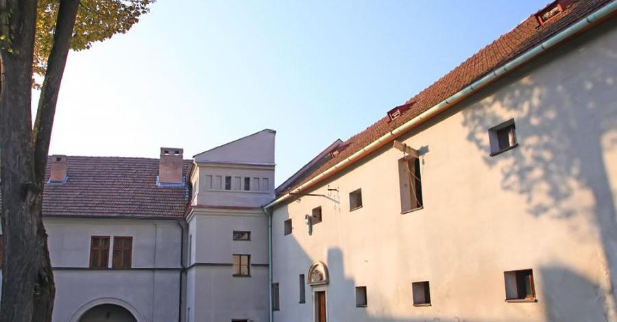 Zamek w Dzięgielowie - zdjęcie