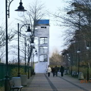 wieża widokowa, Danusia