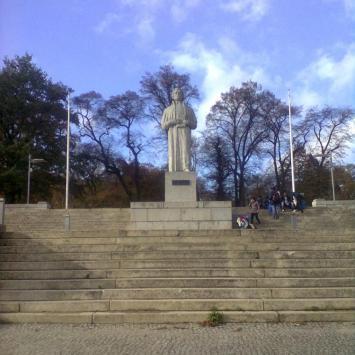 pomnik A.Mickiewicza