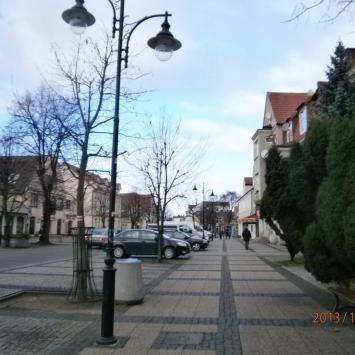 ulica Marynarki Polskiej, Danusia