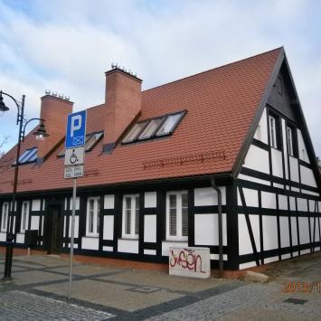 budynek Informacji Turystycznej, Danusia