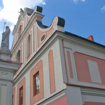 Sandomierz seminarium duchowne, Anna Piernikarczyk