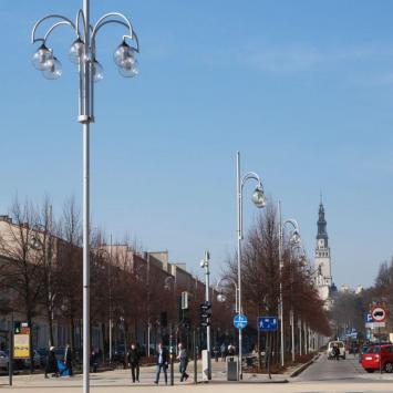 Aleja NMP w Częstochowie