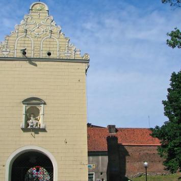 Brama Grudziądzka w Chełmnie - zdjęcie