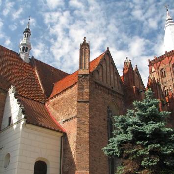 Kościół farny w Chełmnie - zdjęcie
