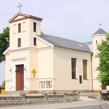 Kościół poewangelicki w Wągrowcu