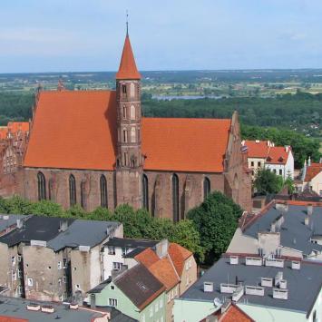 Kościół Św. Jakuba w Chełmnie