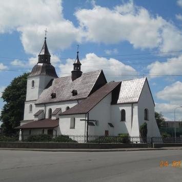 Kościół Św. Marcina w Wojkowicach Kościelnych