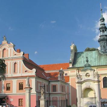 Sandomierz kościół Św. Michała, Anna Piernikarczyk