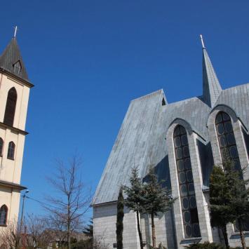 Kościół w Kwaśniowie