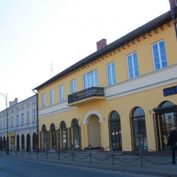 Ulica 7 Kamienic w Częstochowie