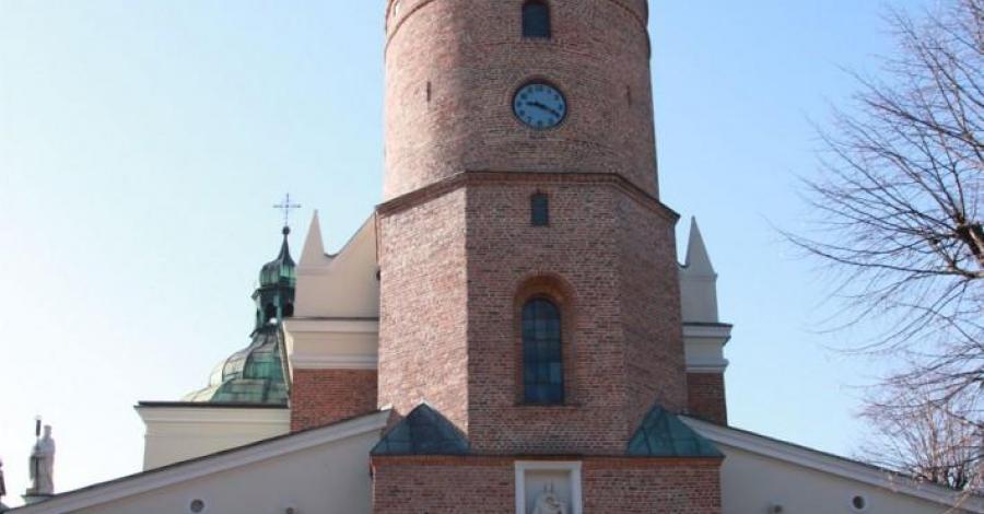 Kościół Św. Barbary w Częstochowie - zdjęcie
