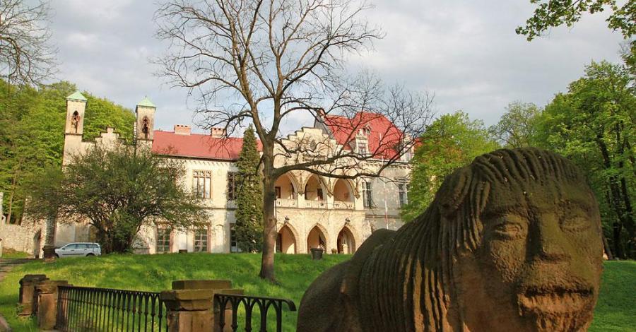 Pałac w Młoszowej - zdjęcie