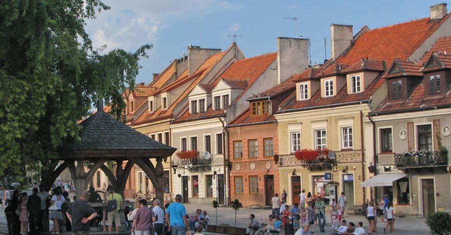 Kamienice mieszczańskie w Sandomierzu, Anna Piernikarczyk