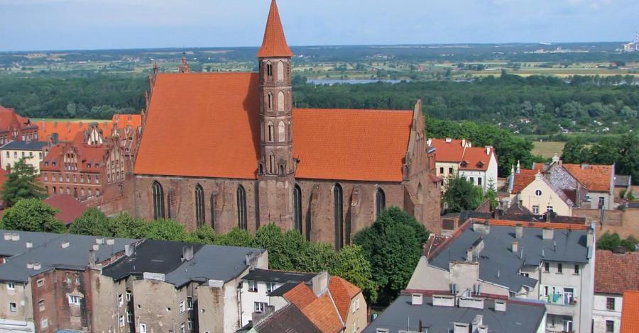 Kościół Św. Jakuba w Chełmnie - zdjęcie