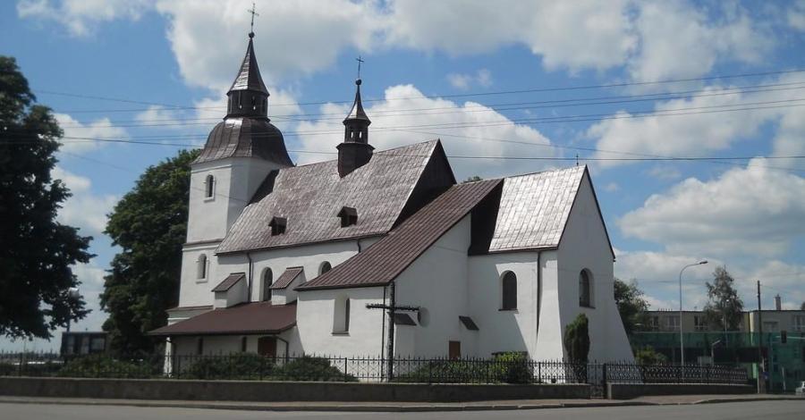 Kościół Św. Marcina w Wojkowicach Kościelnych, Grzegorz