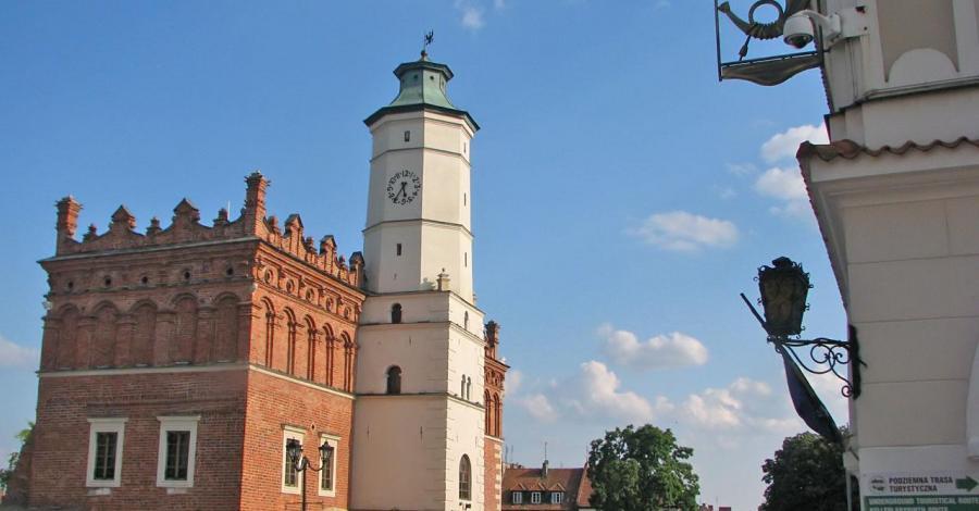Rynek w Sandomierzu, Anna Piernikarczyk