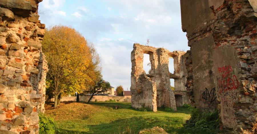 Zamek w Bodzentynie, kasia ejsmont