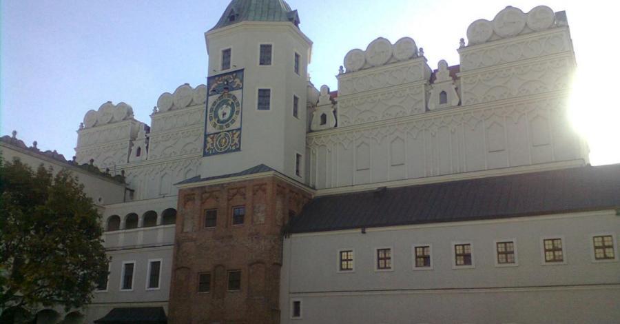 Zamek w Szczecinie - zdjęcie
