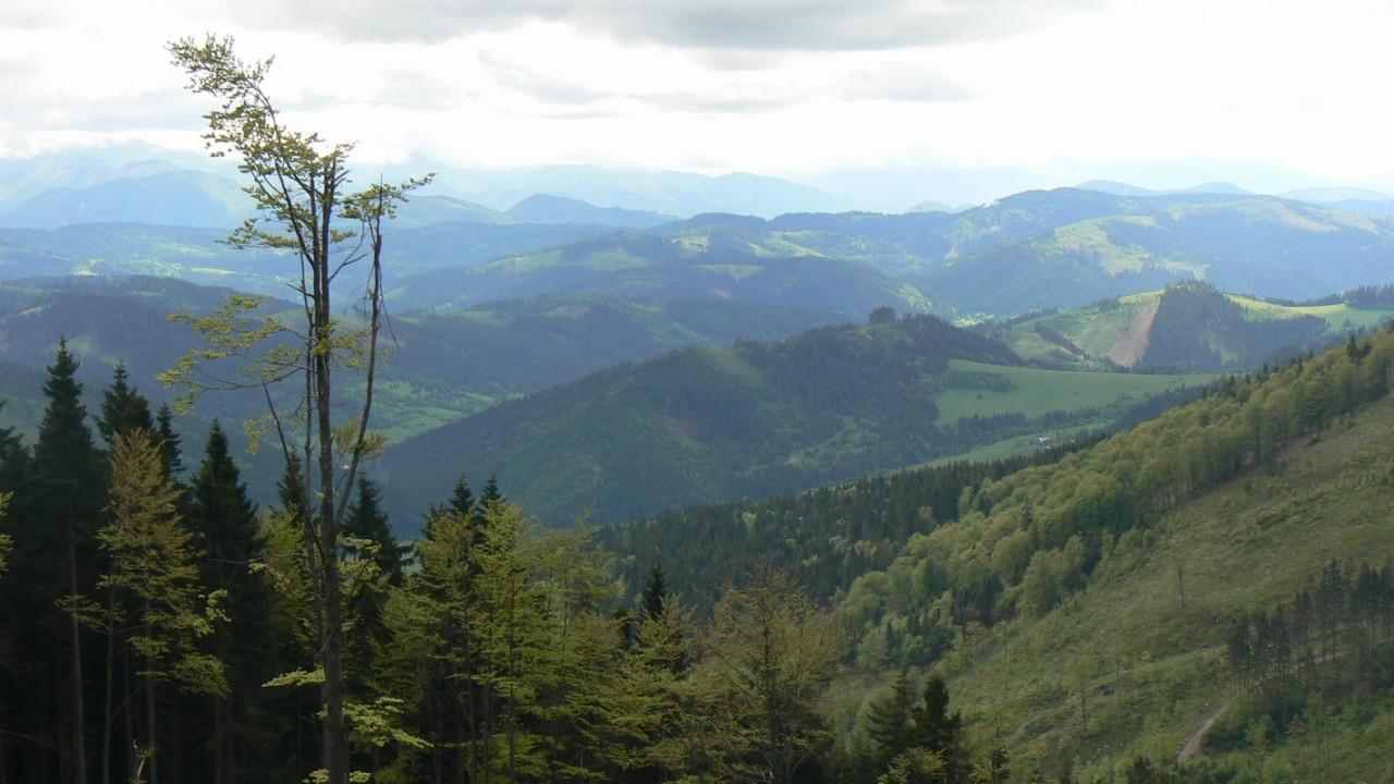 Beskid Żywiecki - Ochrona przyrody