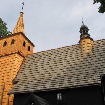 Łopuszna kościół, Anna Piernikarczyk