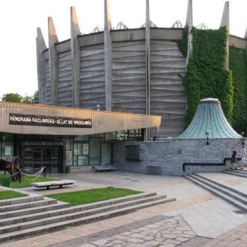 Panorama Racławicka we Wrocławiu