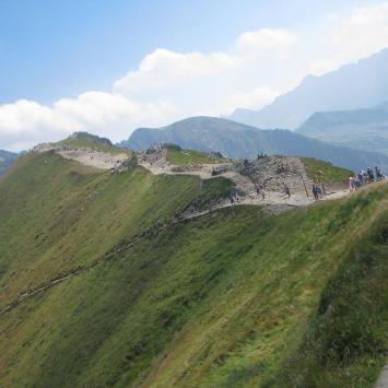 Beskid w Tatrach