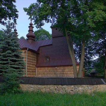 Cerkiew w Łosiach