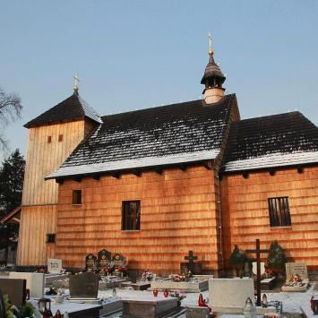 kościół narodzenia w szałszy
