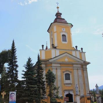 Kościół w Inwałdzie