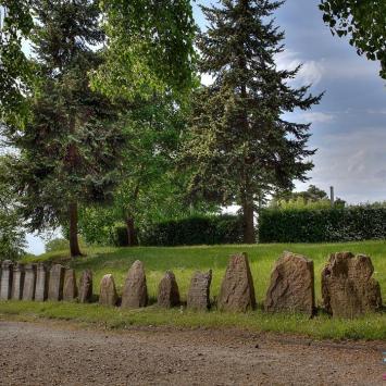 Lapidarium żydowskie w Wągrowcu