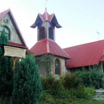 Sanktuarium na Groniu Jana Pawła II