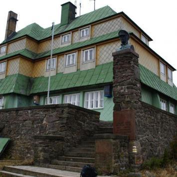 Schronisko im. Tomasza Masaryka w Górach Orlickich