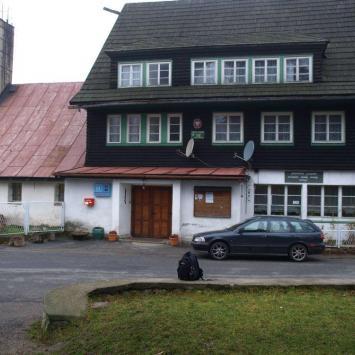 Schronisko Jagodna na Przełęczy Spalona