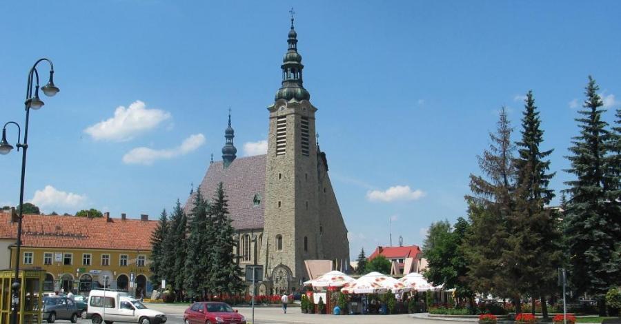 Limanowa kościół MB Bolesnej, Anna Piernikarczyk