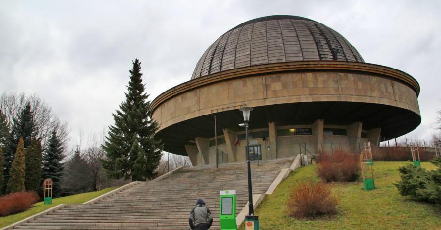 Planetarium w Chorzowie - zdjęcie