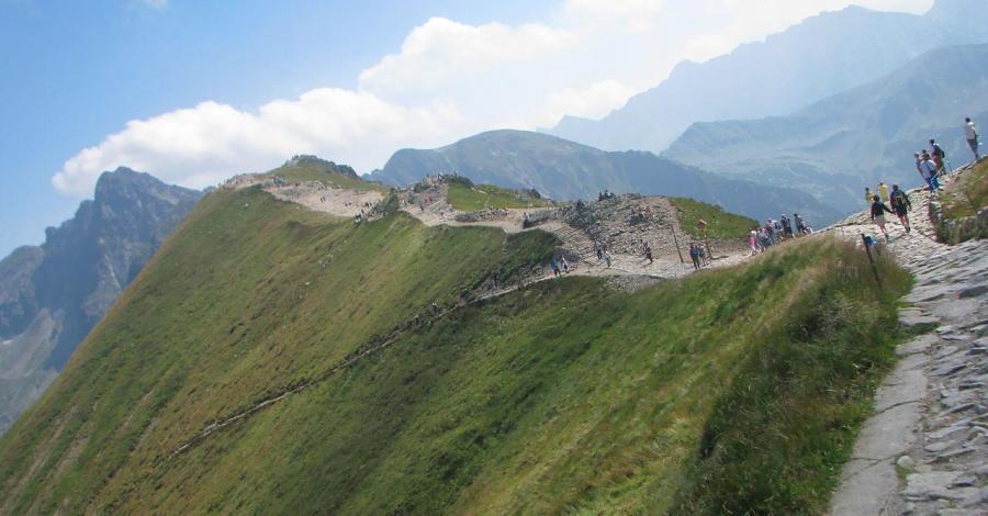 Beskid w Tatrach - zdjęcie