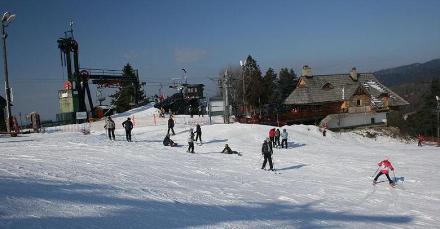 Czorsztyn-ski w Kluszkowcach - zdjęcie