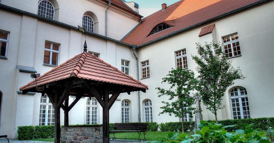 Klasztor pocysterski w Wągrowcu - zdjęcie
