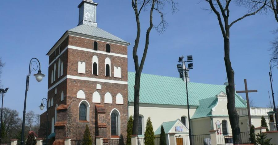 Kościół Św. Wita w Sierpcu - zdjęcie