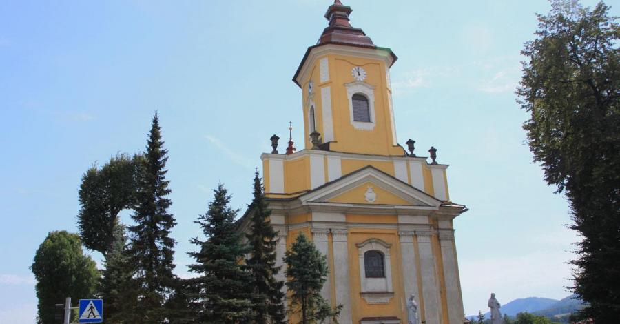 Kościół w Inwałdzie, Anna Piernikarczyk