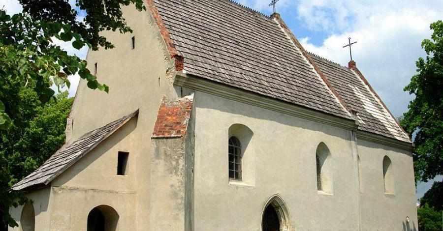 Kościół Wszystkich Świętych w Szydłowie, Anna Piernikarczyk
