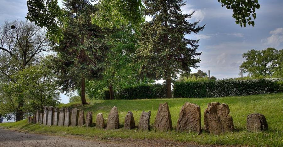 Lapidarium żydowskie w Wągrowcu - zdjęcie