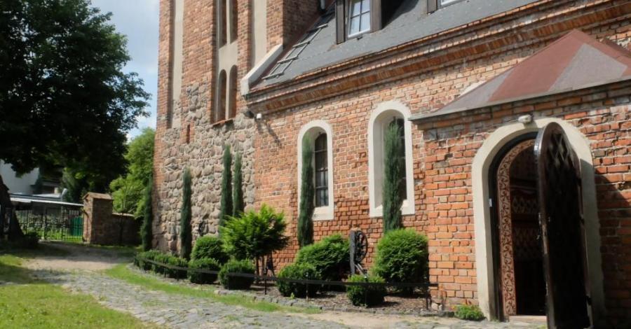 Muzeum Piśmiennictwa i Drukarstwa w Grębocinie - zdjęcie
