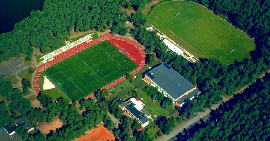Ośrodek Sportu i Rekreacji w Wągrowcu - zdjęcie