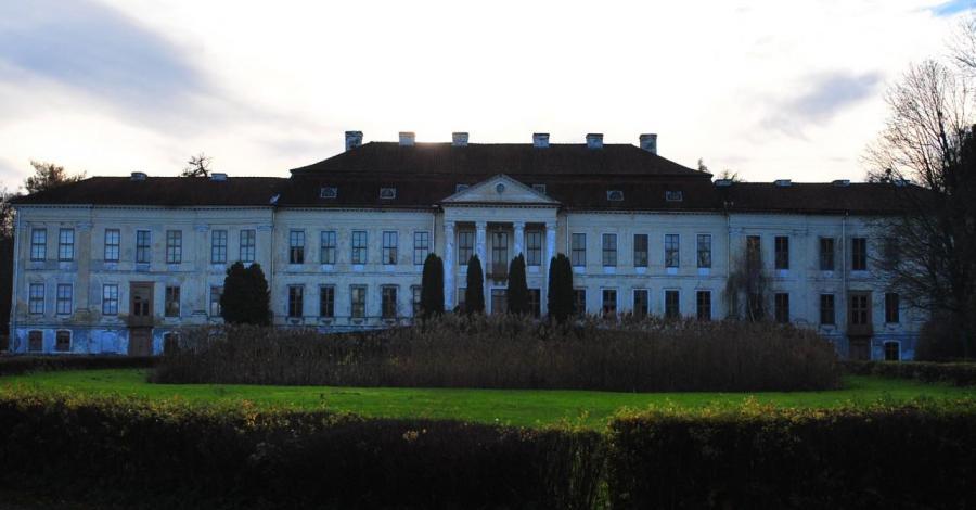 Pałac w Drogoszach - zdjęcie