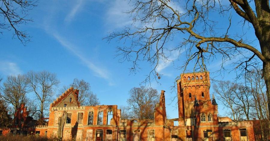 Pałac w Prośnie - zdjęcie