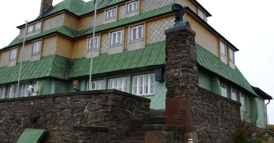 Schronisko im. Tomasza Masaryka w Górach Orlickich - zdjęcie
